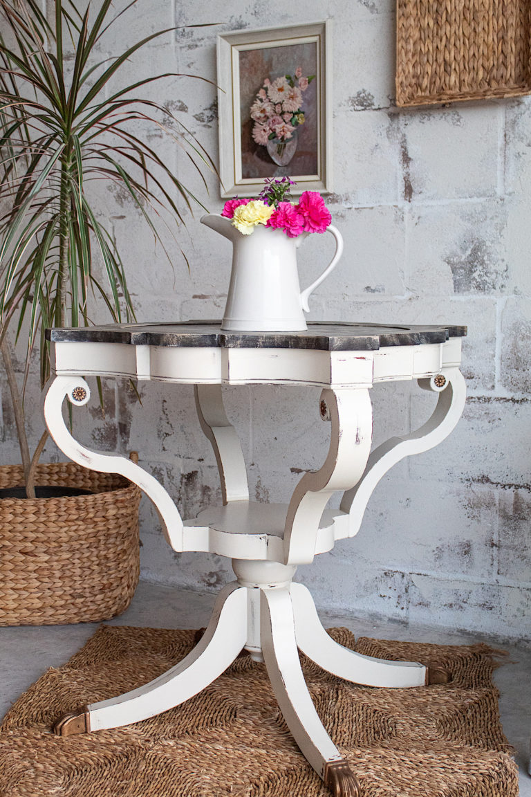 Farmhouse Chic Beautiful Table-French Cottage Vibe